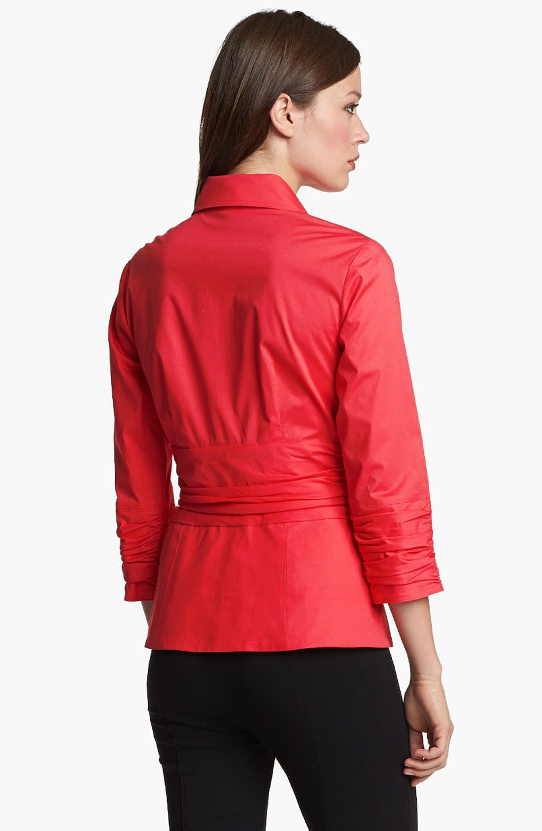 Alternate Image 2  - Finley 'Marlon' Ruched Blouse