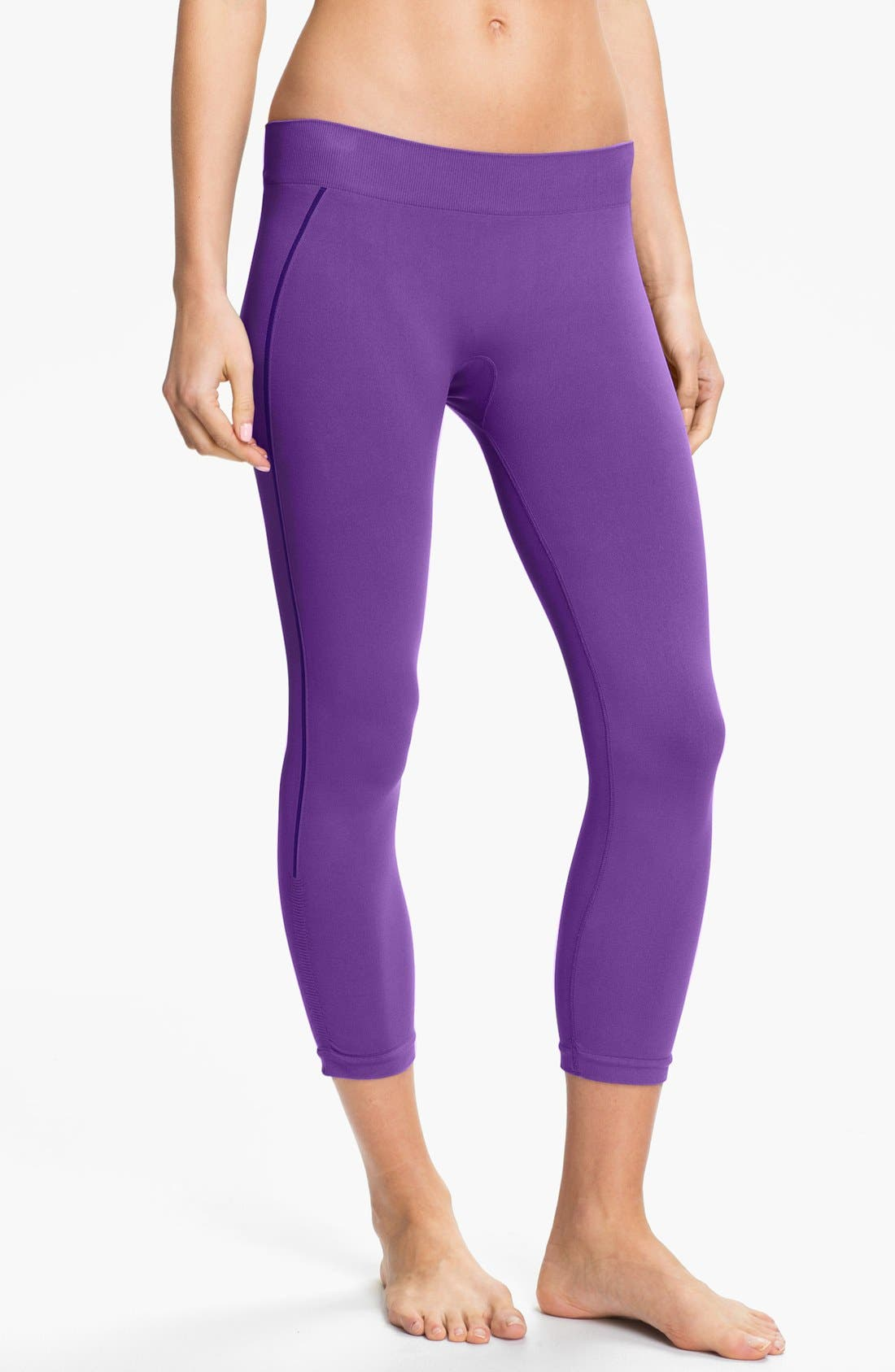 Main Image - Unit-Y 'Hot' Seamless Capris