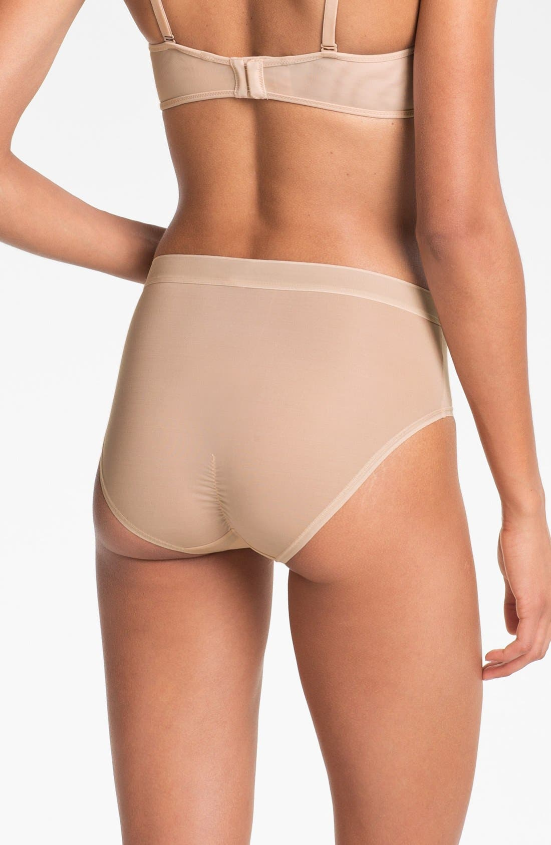 Alternate Image 2  - Wacoal 'Smooth Complexion' High Cut Briefs