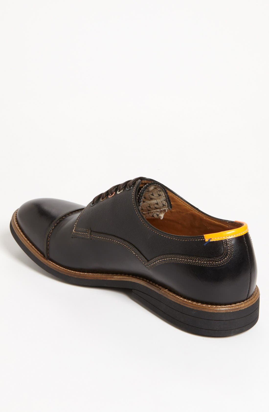 Alternate Image 2  - Paul Smith 'Skull' Cap Toe Derby