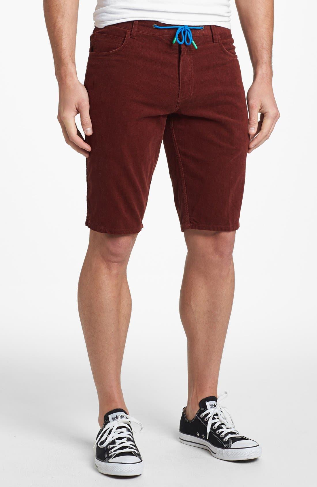 Alternate Image 1 Selected - Element 'Essex' Corduroy Shorts