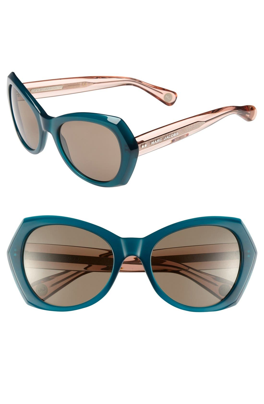 Main Image - MARC JACOBS 56mm Sunglasses