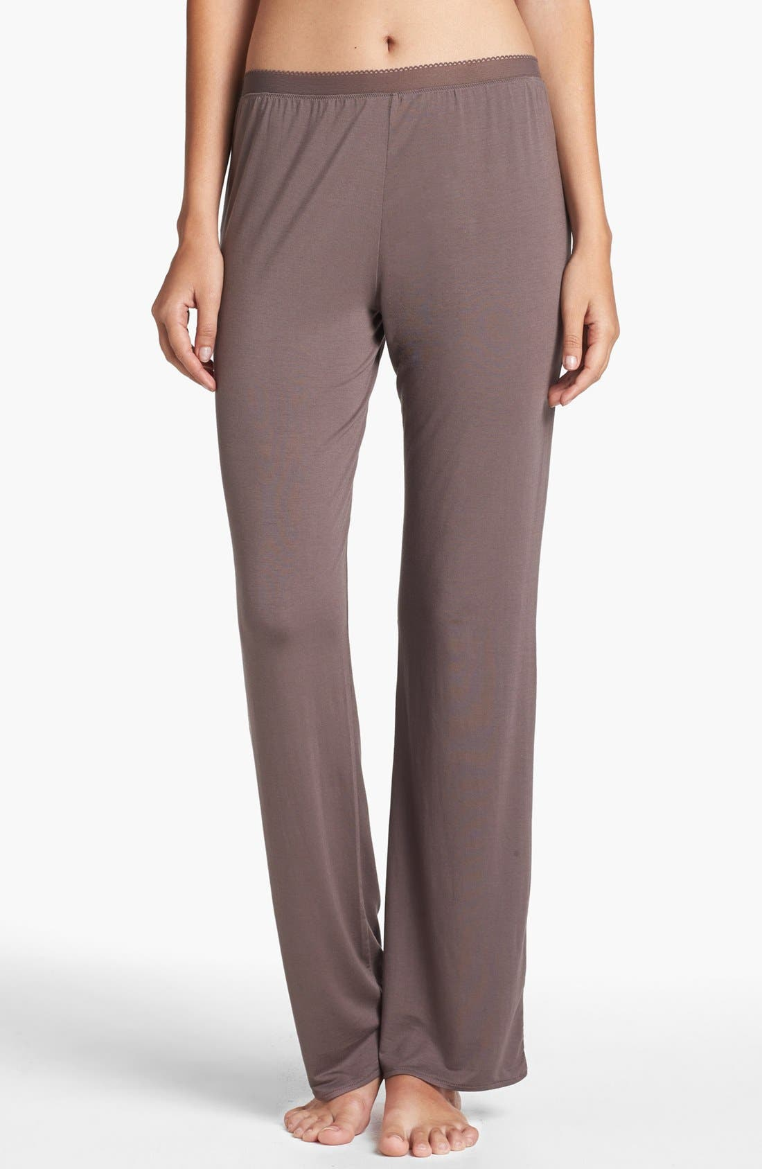 Alternate Image 1 Selected - Calvin Klein 'Icon' Pajama Pants