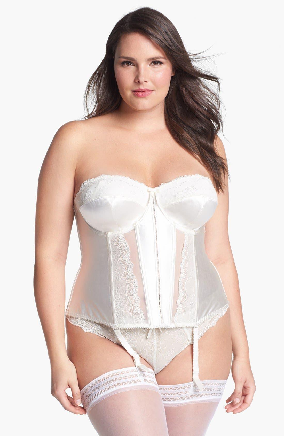Alternate Image 3  - Elomi 'Maria' Thong (Plus Size)