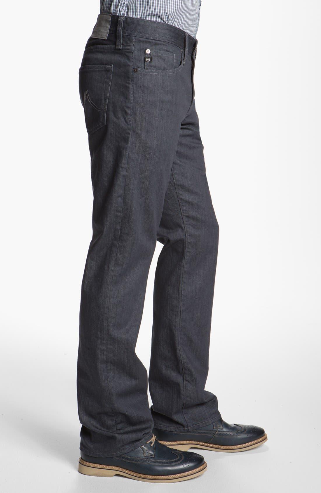 Alternate Image 3  - AG 'Protégé' Straight Leg Jeans (Airlift)