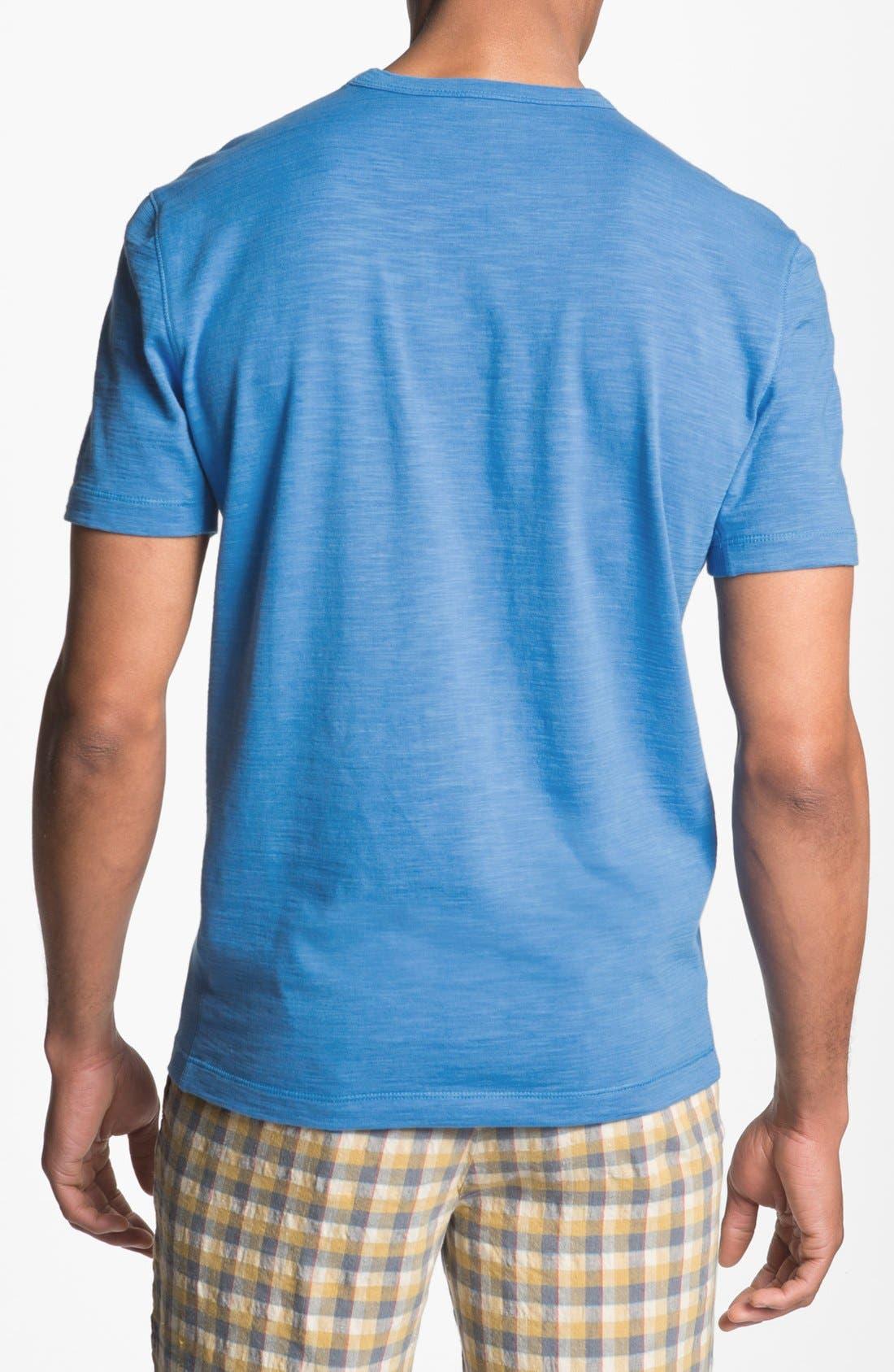 Alternate Image 2  - BOSS HUGO BOSS 'Eraldo' V-Neck T-Shirt
