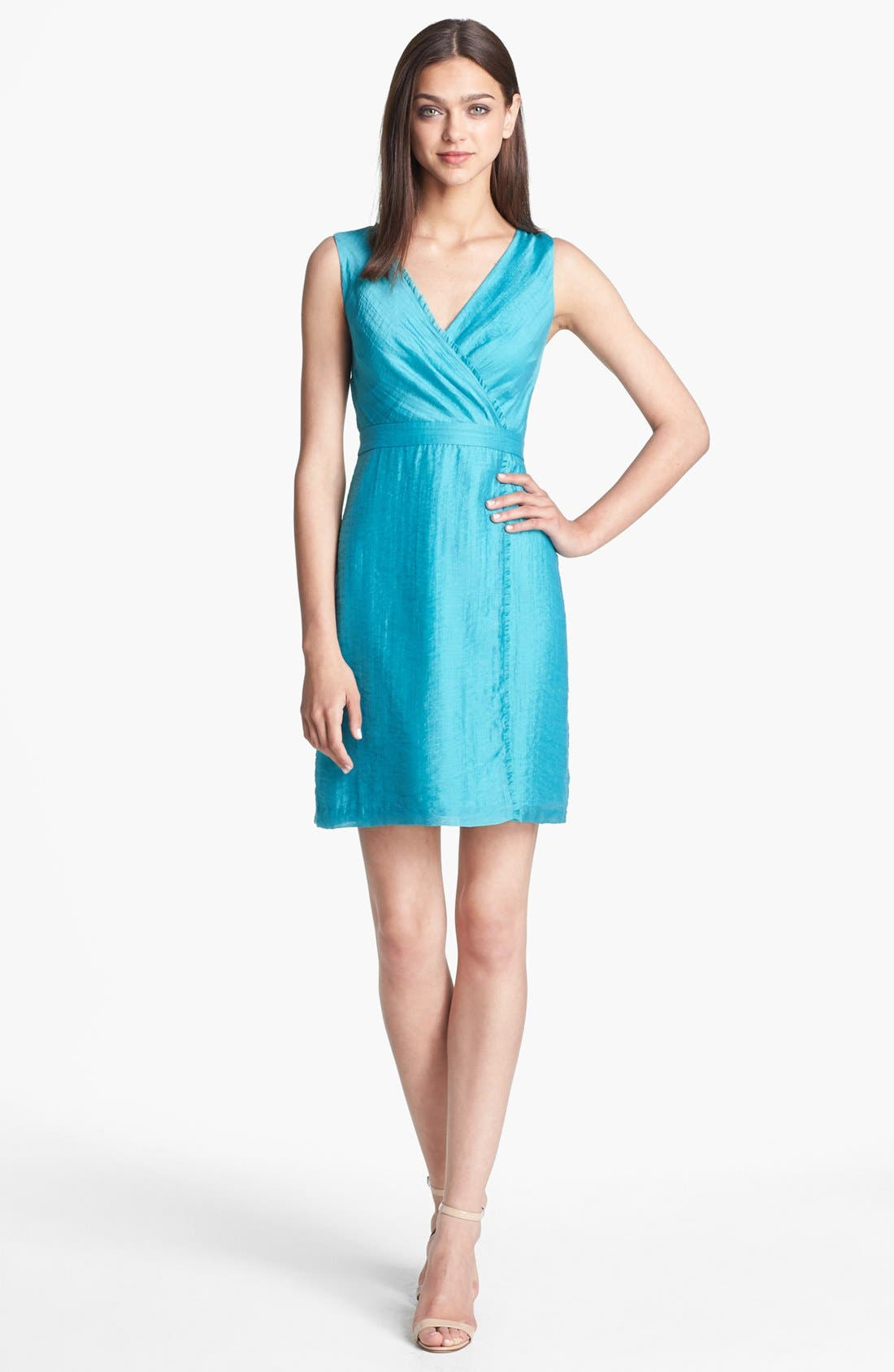 Main Image - Marc New York by Andrew Marc Textured Sheath Dress