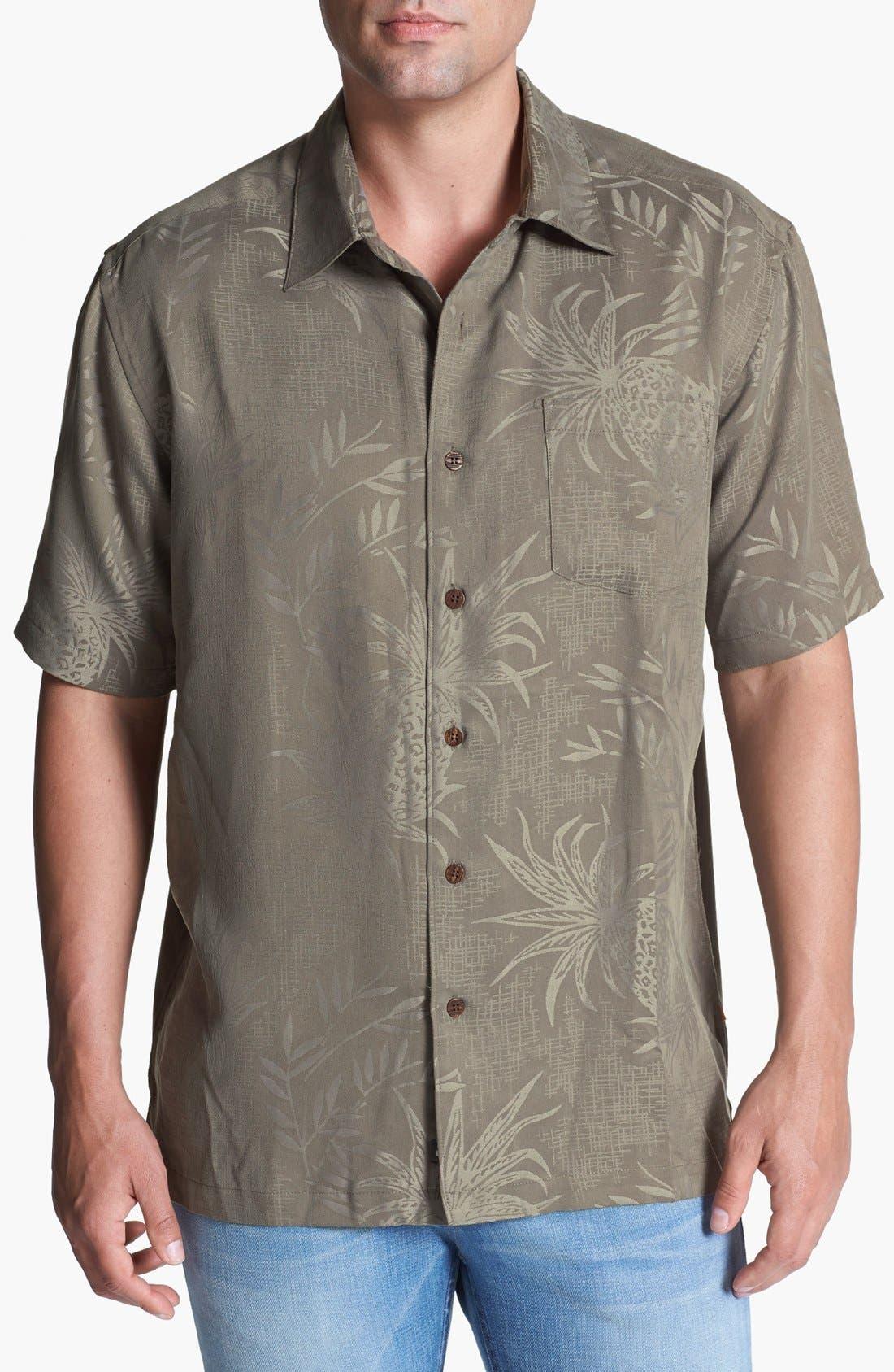 Alternate Image 1 Selected - Quiksilver Waterman 'Panui Cove' Campshirt