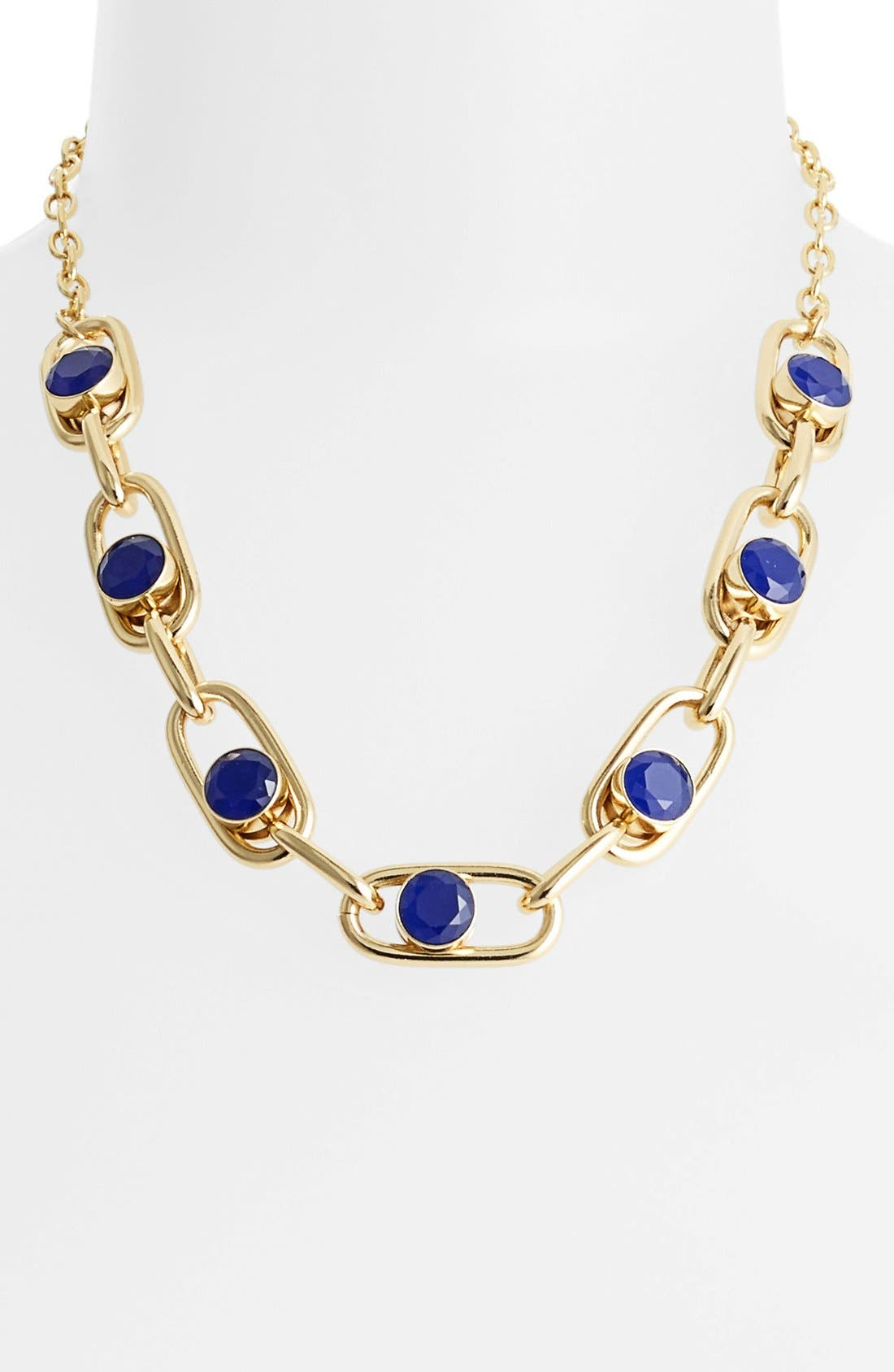 Alternate Image 1 Selected - kate spade new york 'get rolling' short link necklace