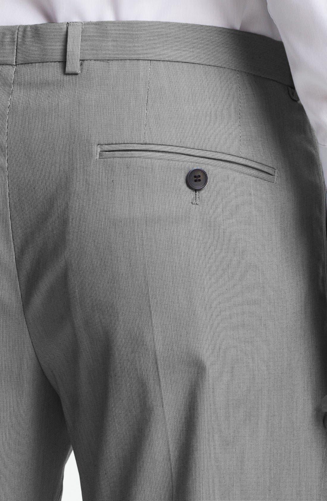 Alternate Image 6  - HUGO 'Aiko/Heise' Trim Fit Suit