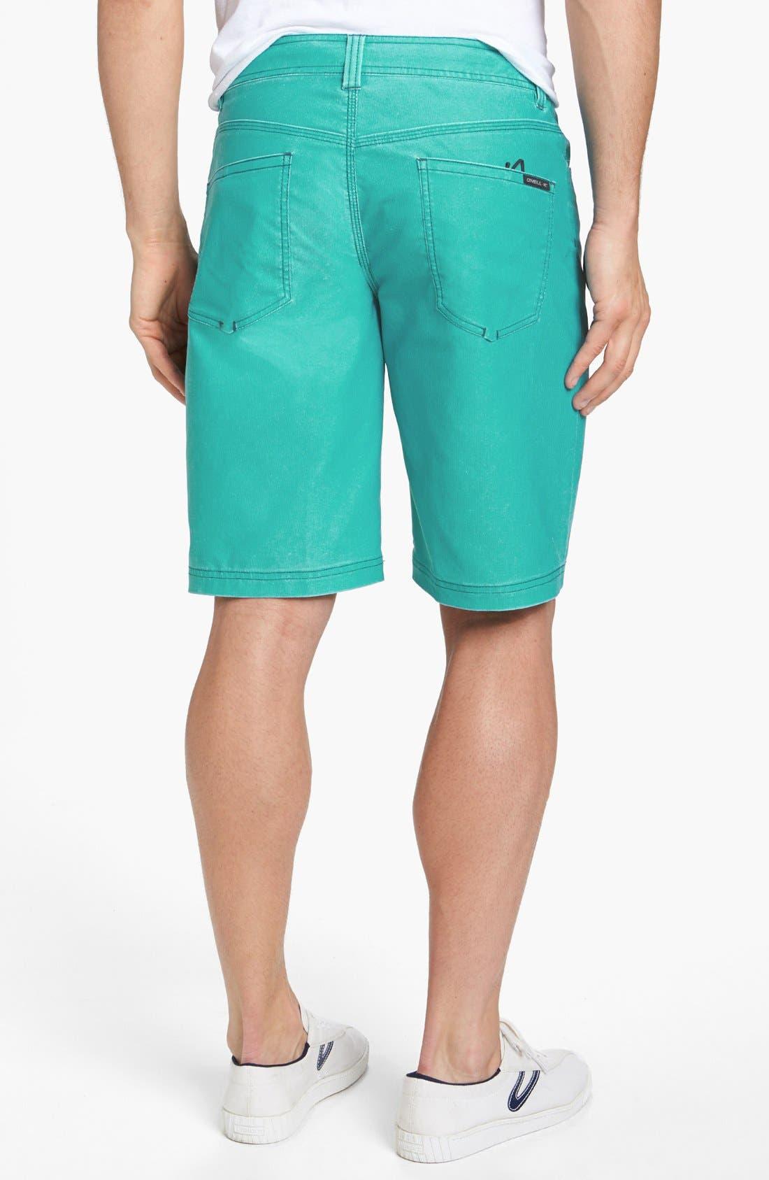 Alternate Image 2  - O'Neill 'Discord' Hybrid Shorts