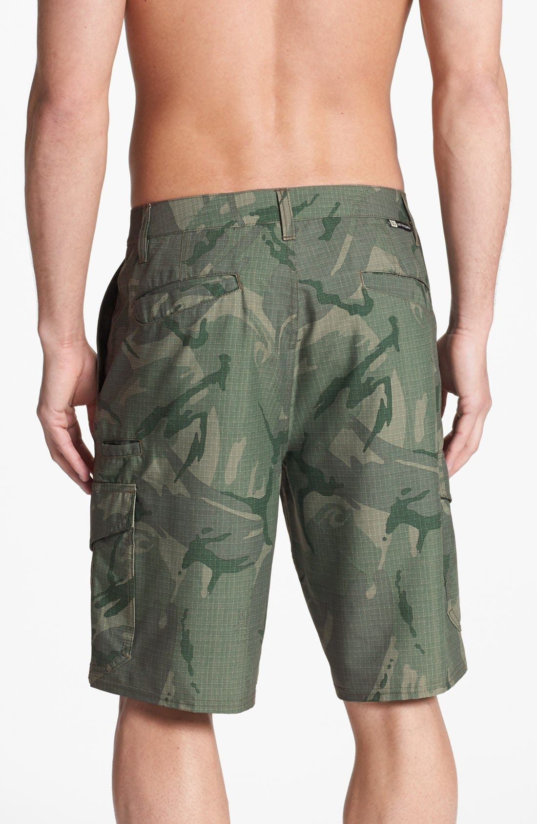 Alternate Image 2  - Rip Curl 'Mirage Cargo II Boardwalk' Hybrid Shorts