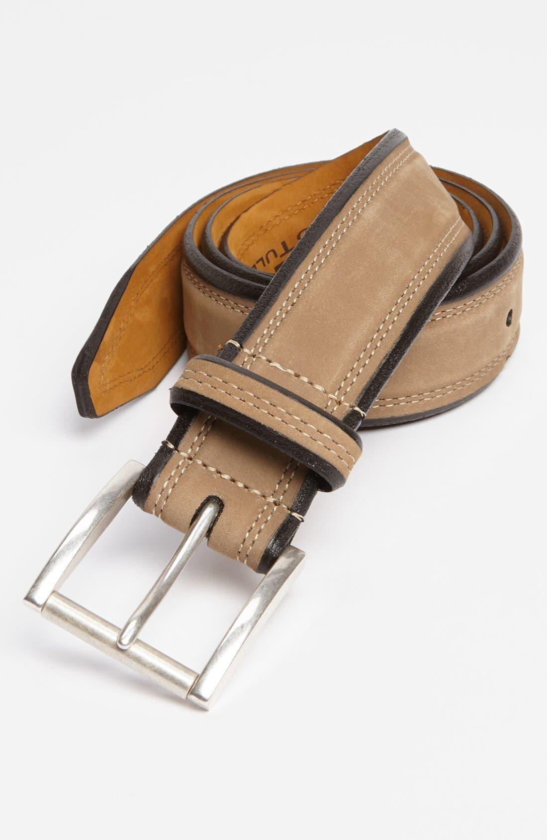 Main Image - Remo Tulliani 'Andrea' Leather Belt