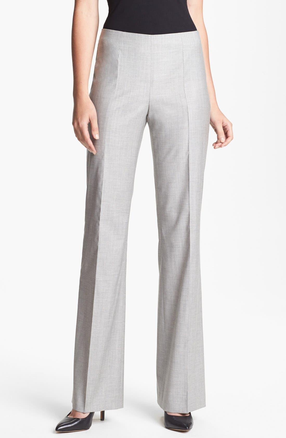 Alternate Image 1 Selected - BOSS HUGO BOSS 'Tilana' Trousers