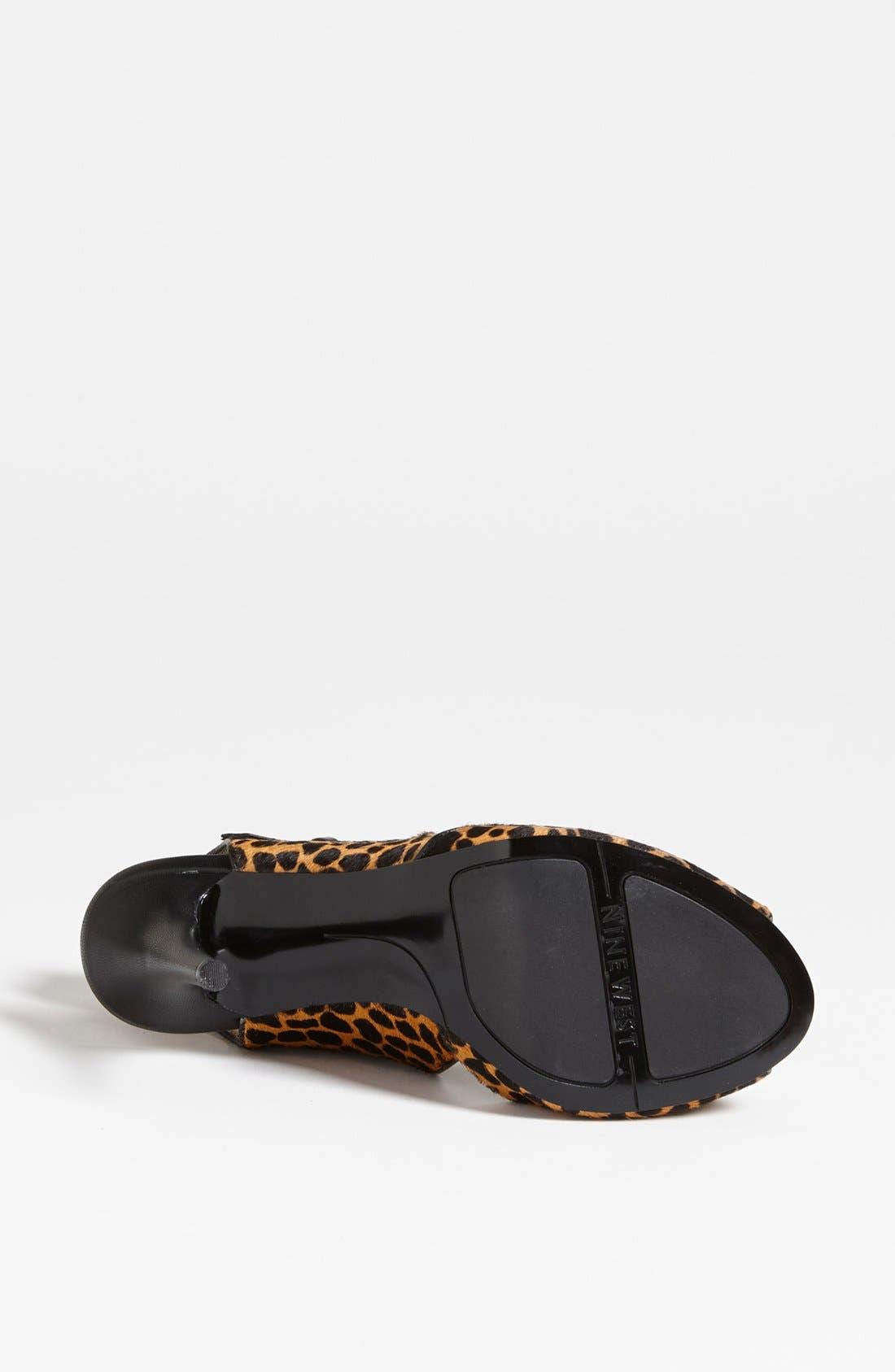 Alternate Image 4  - Nine West 'Savvy' Sandal
