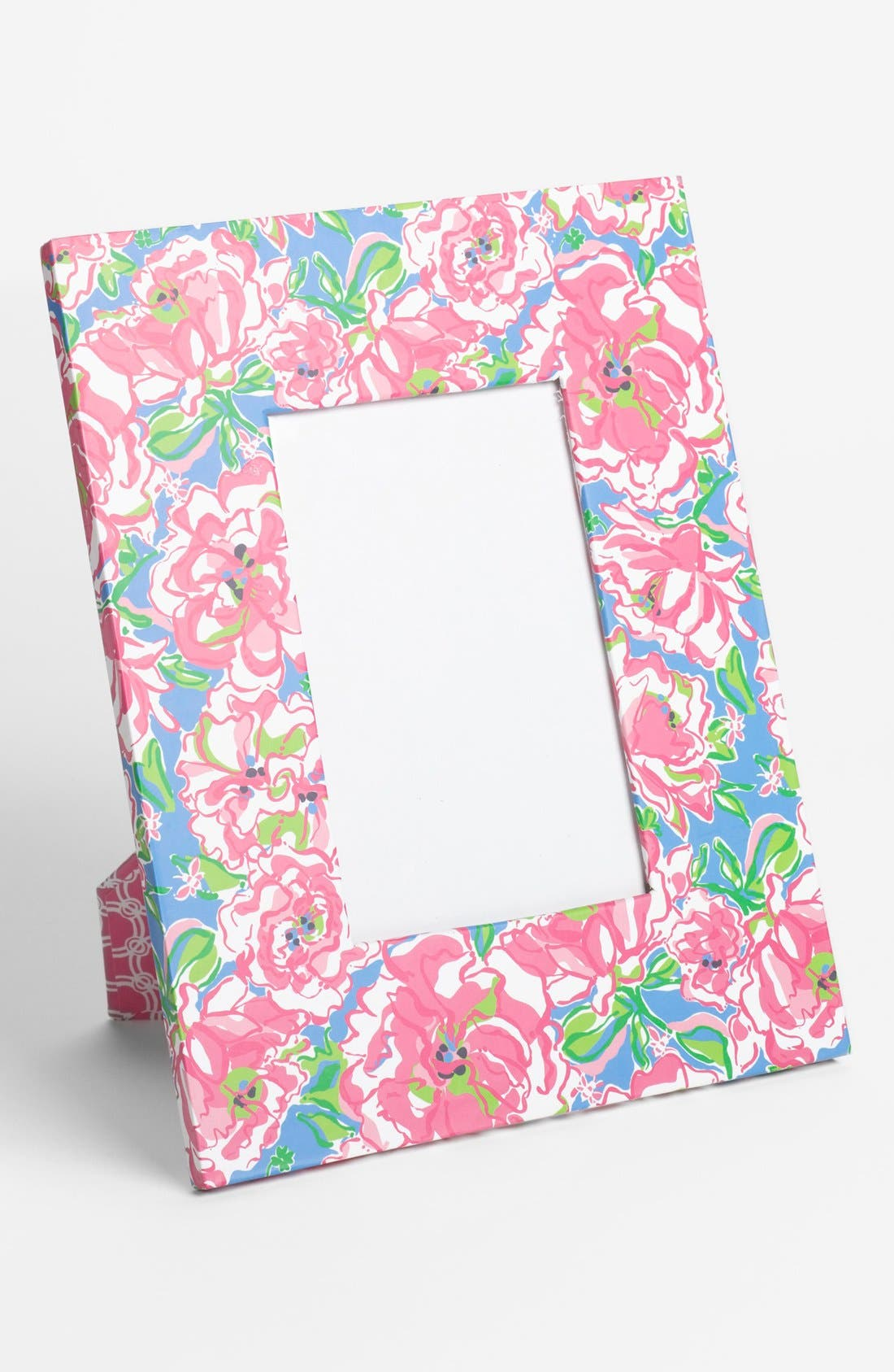 Alternate Image 1 Selected - Lilly Pulitzer® 'Lucky Charms' Picture Frame (4x6)