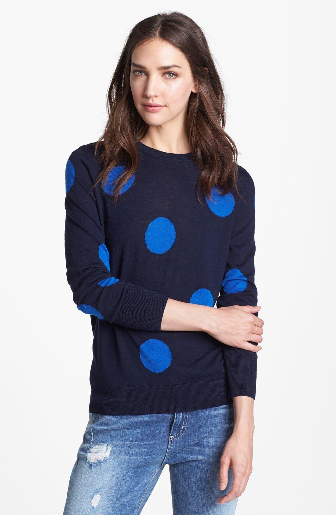 Alternate Image 1 Selected - Equipment 'Shane' Merino Wool Sweater