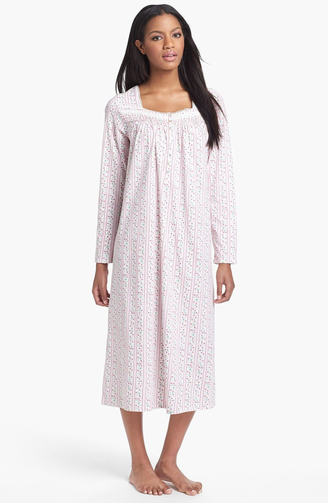 Main Image - Eileen West 'Vintage Bloom' Nightgown