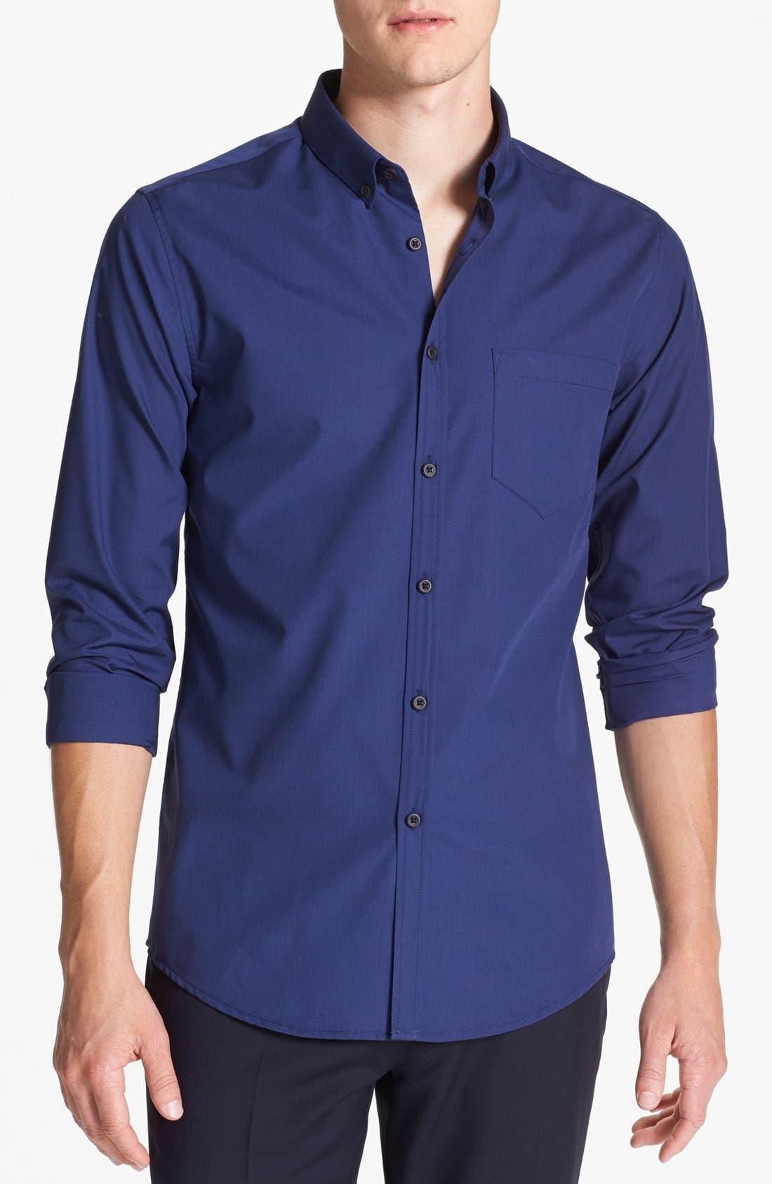 Alternate Image 1 Selected - Topman 'Smart' Shirt