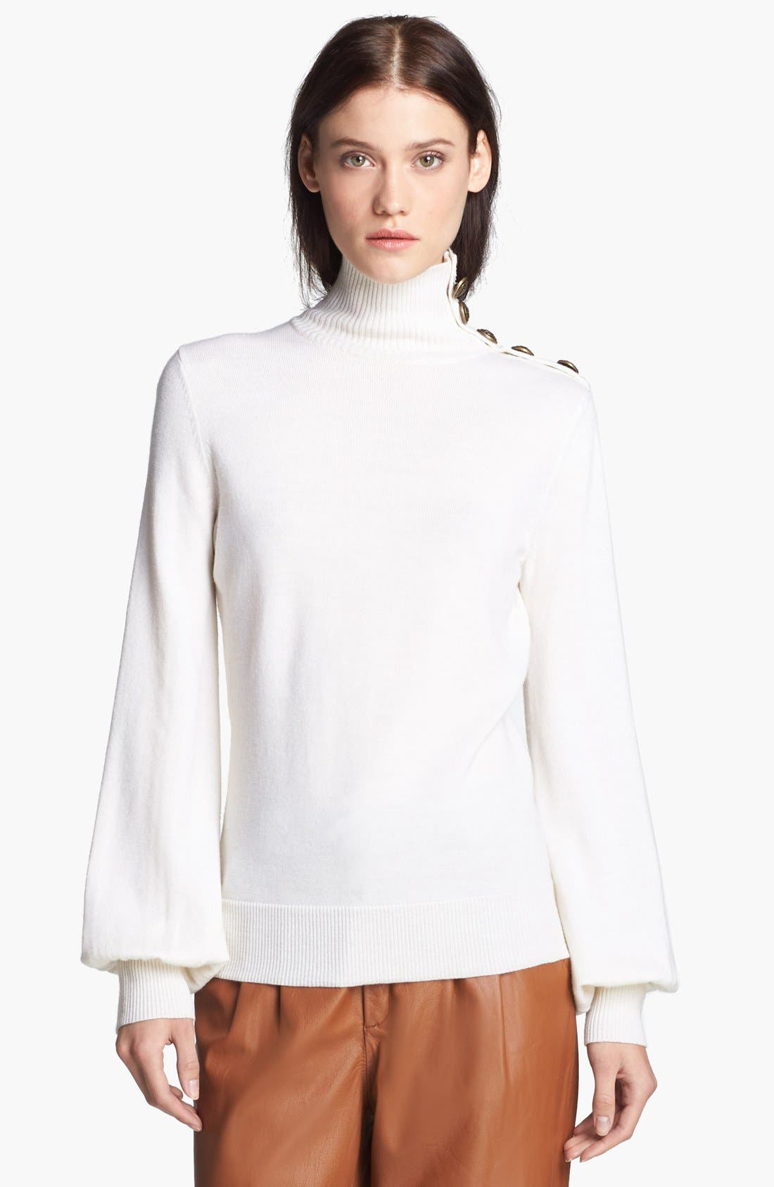 Alternate Image 1 Selected - Rachel Zoe 'Margo' Turtleneck Sweater
