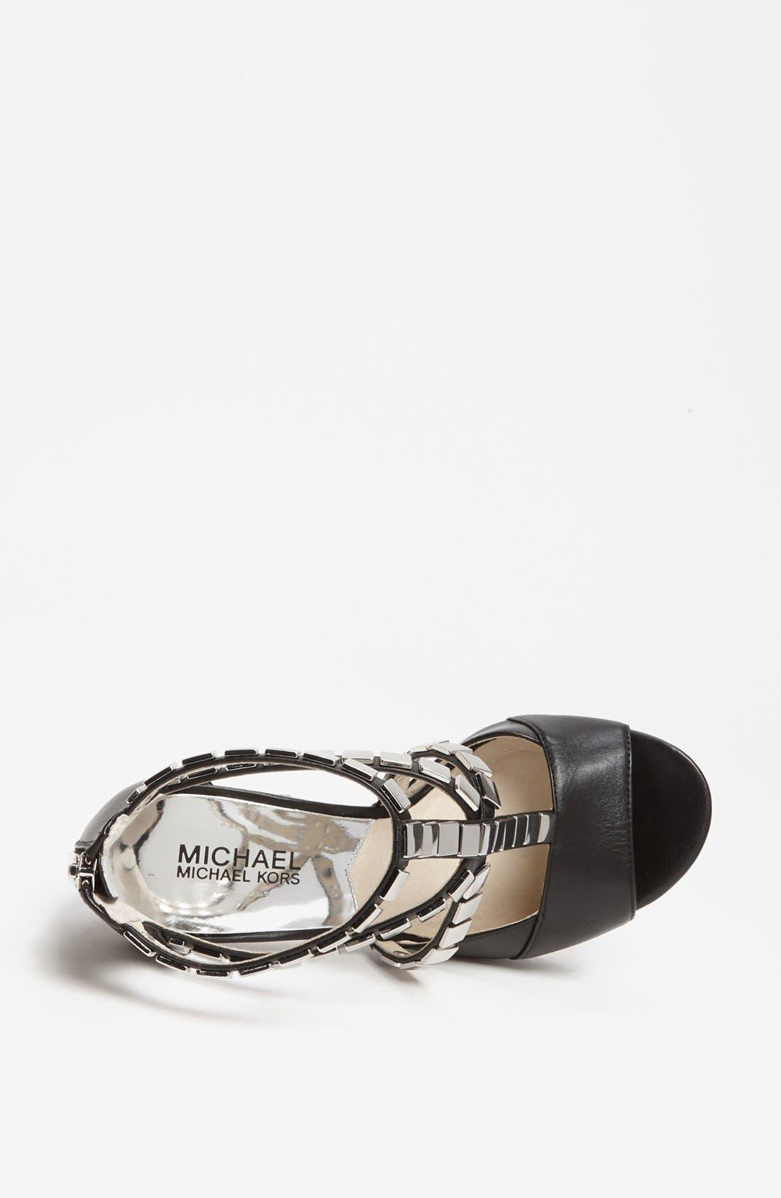 Alternate Image 3  - MICHAEL Michael Kors 'Chantalle' Sandal