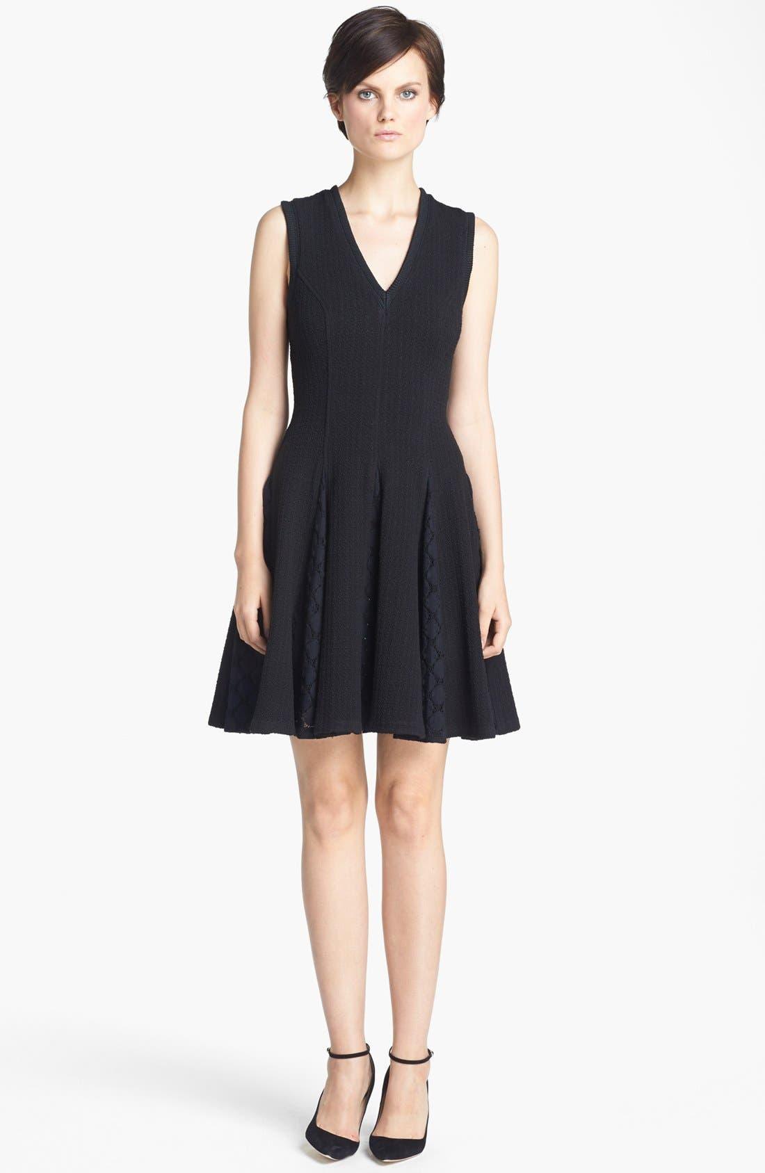 Main Image - Tracy Reese Lace Godet Dress