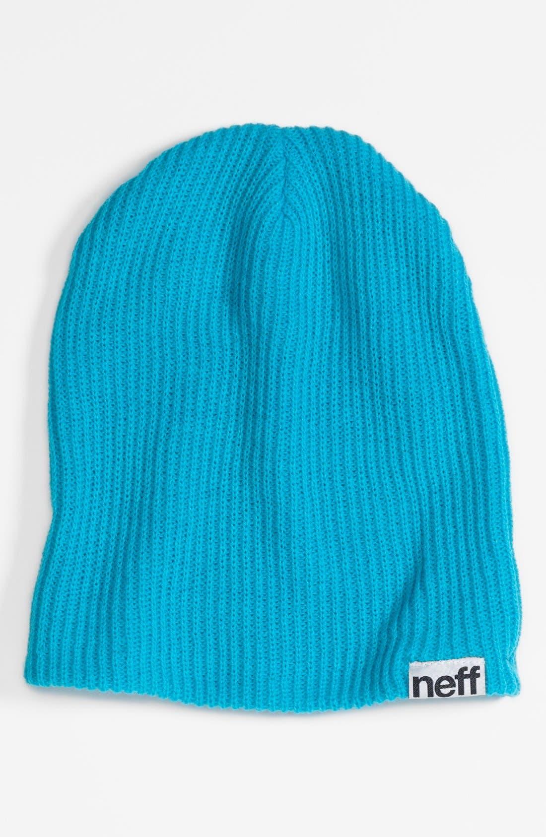 Alternate Image 2  - Neff 'Fold' Beanie