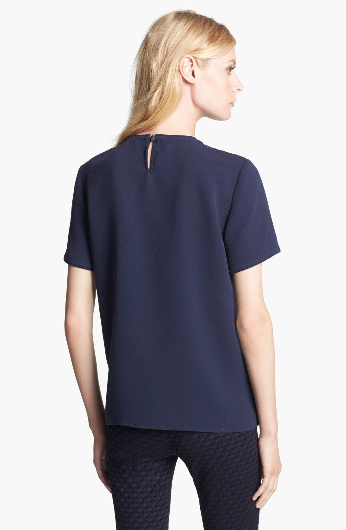 Alternate Image 2  - MARC BY MARC JACOBS 'Sparks' Crepe Top