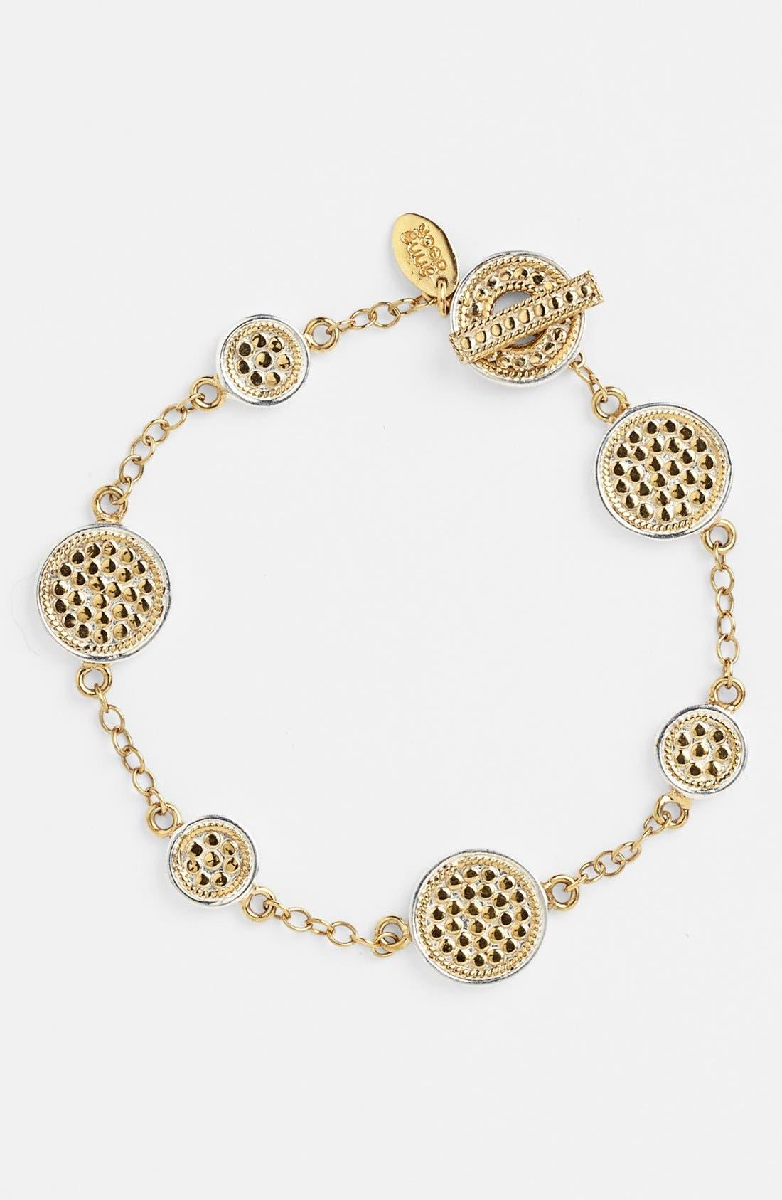 Anna Beck 'Gili' Disc Bracelet