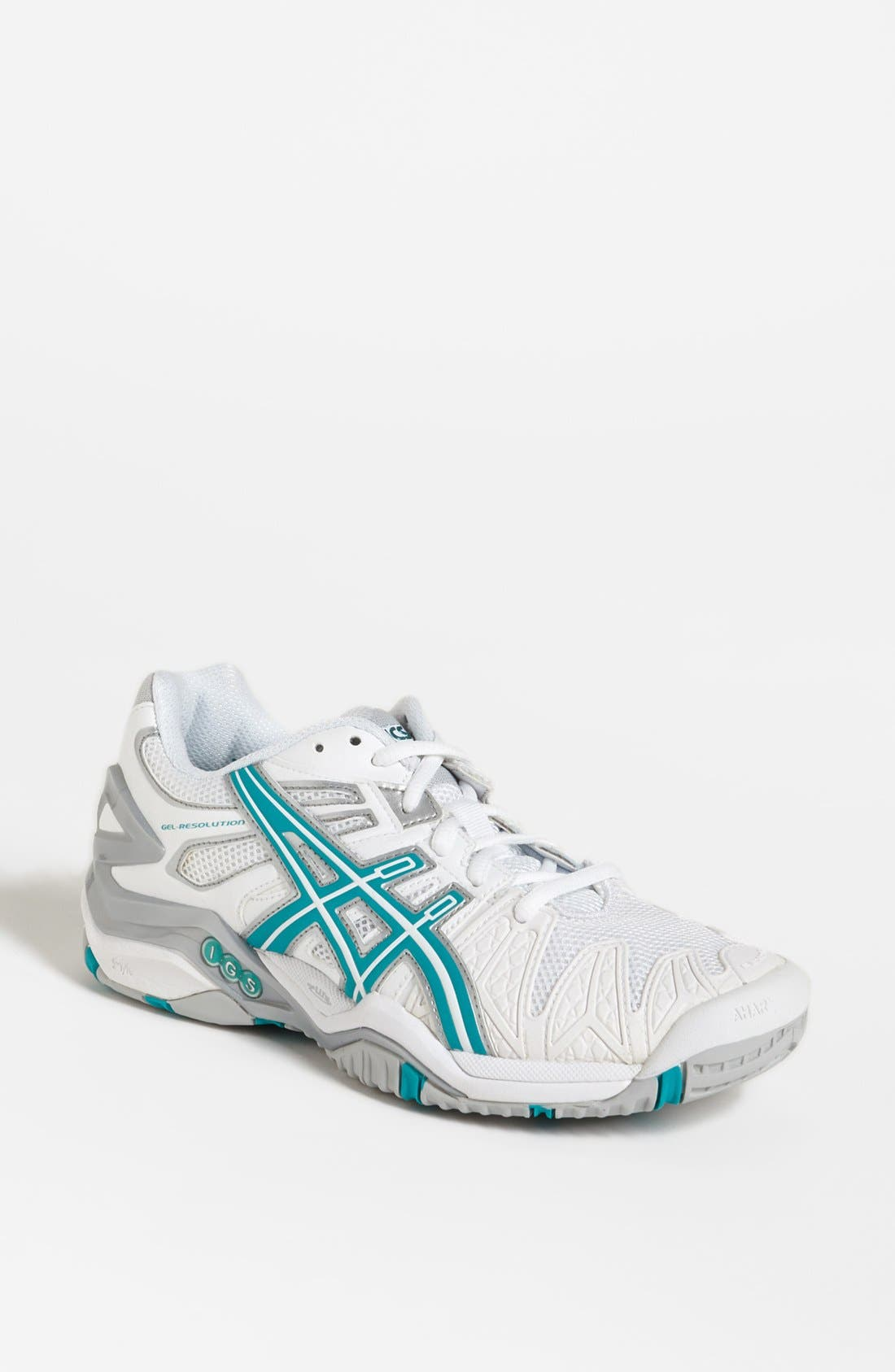 Alternate Image 1 Selected - ASICS® 'GEL-Resolution 5' Tennis Shoe (Women)(Regular Retail Price: $139.95)