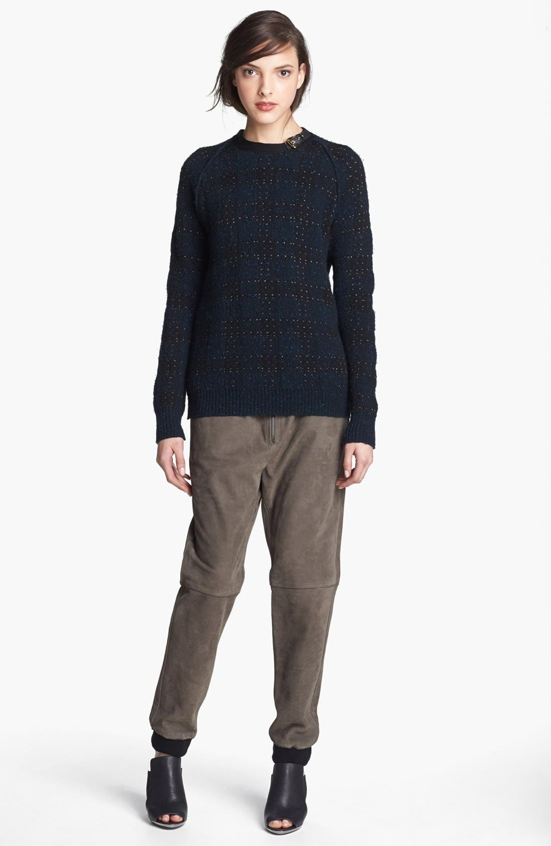 Alternate Image 2  - 3.1 Phillip Lim Plaid Sweater