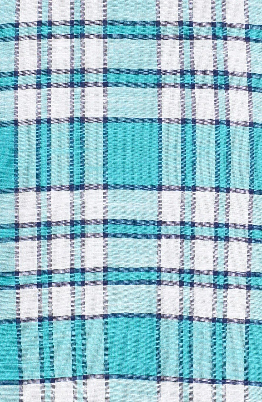 Alternate Image 3  - DIESEL® 'Sadela' Yarn Dyed Check Woven Shirt
