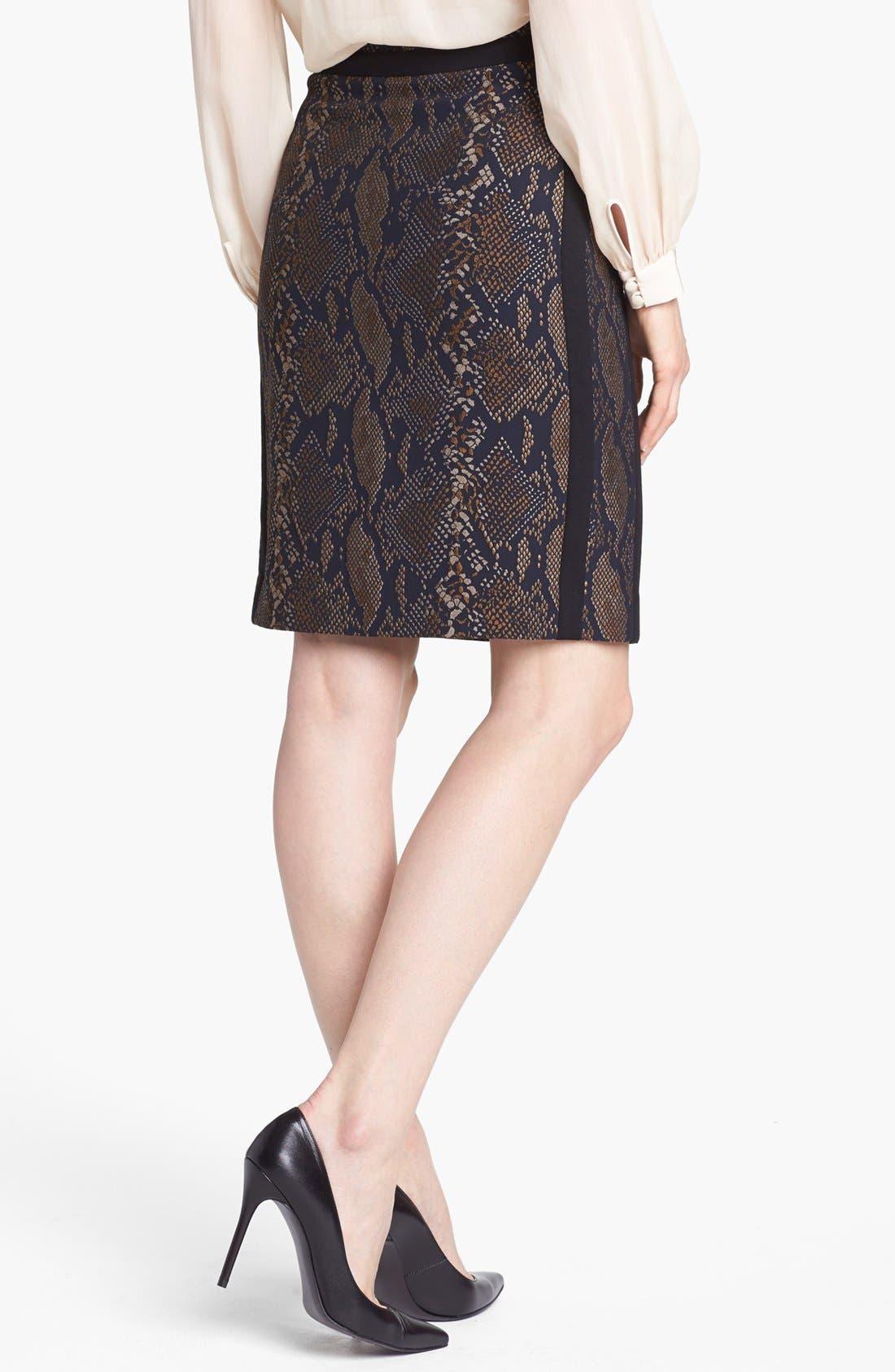 Alternate Image 2  - Diane von Furstenberg 'Marta' Pencil Skirt