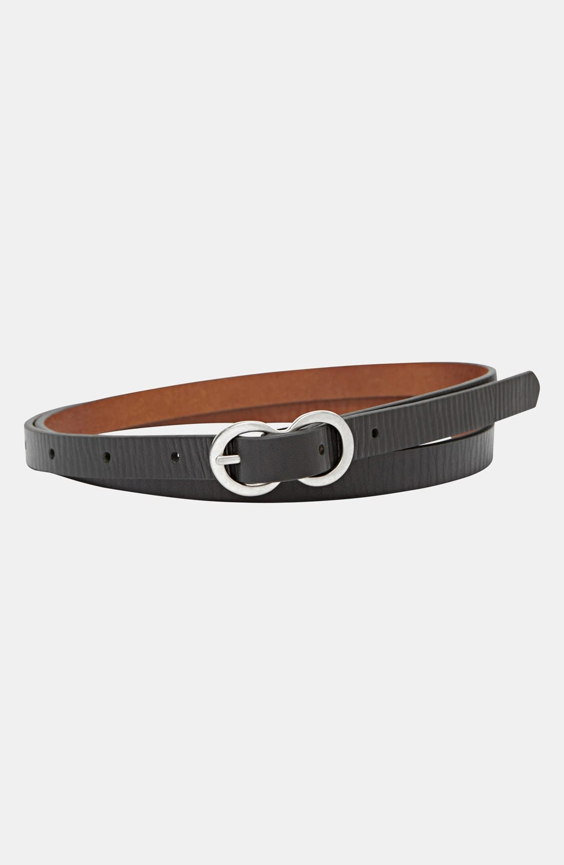 Main Image - Fossil Reversible Leather Belt