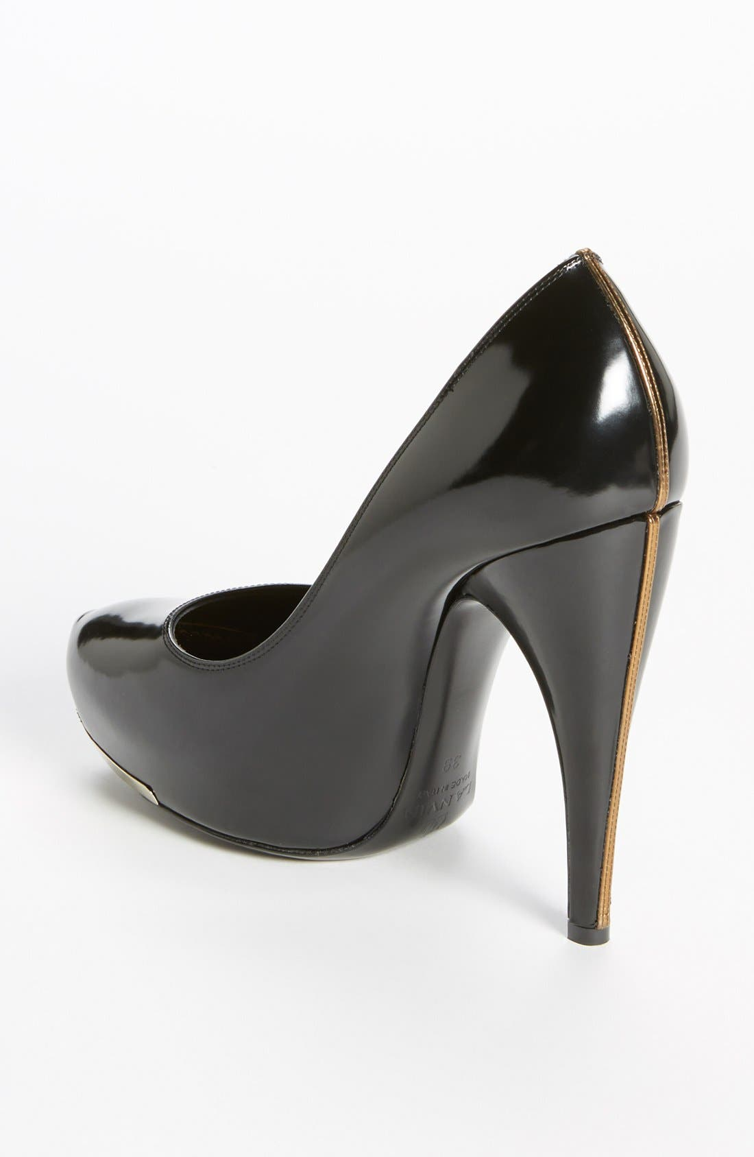 Alternate Image 2  - Lanvin Internal Platform Pump