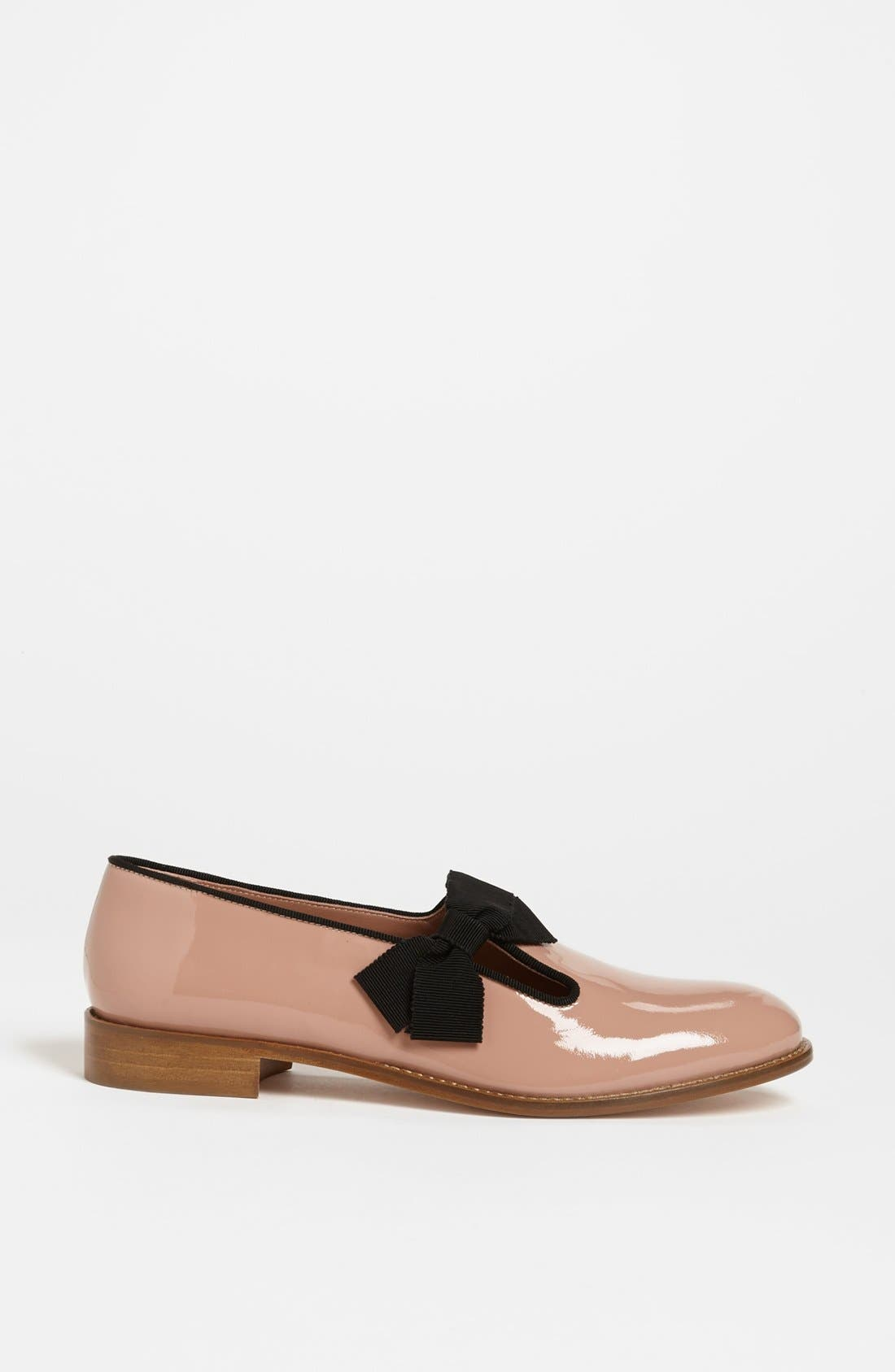 Alternate Image 4  - RED Valentino Patent Leather Tuxedo Loafer