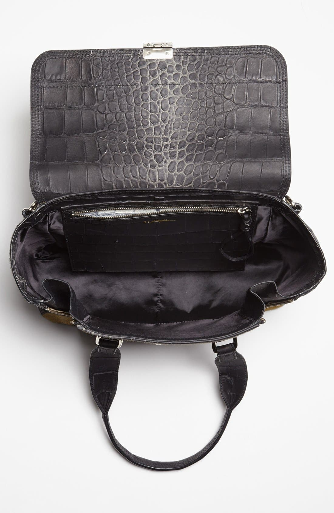 Alternate Image 3  - 3.1 Phillip Lim 'Pashli - Medium' Calf Hair & Leather Satchel