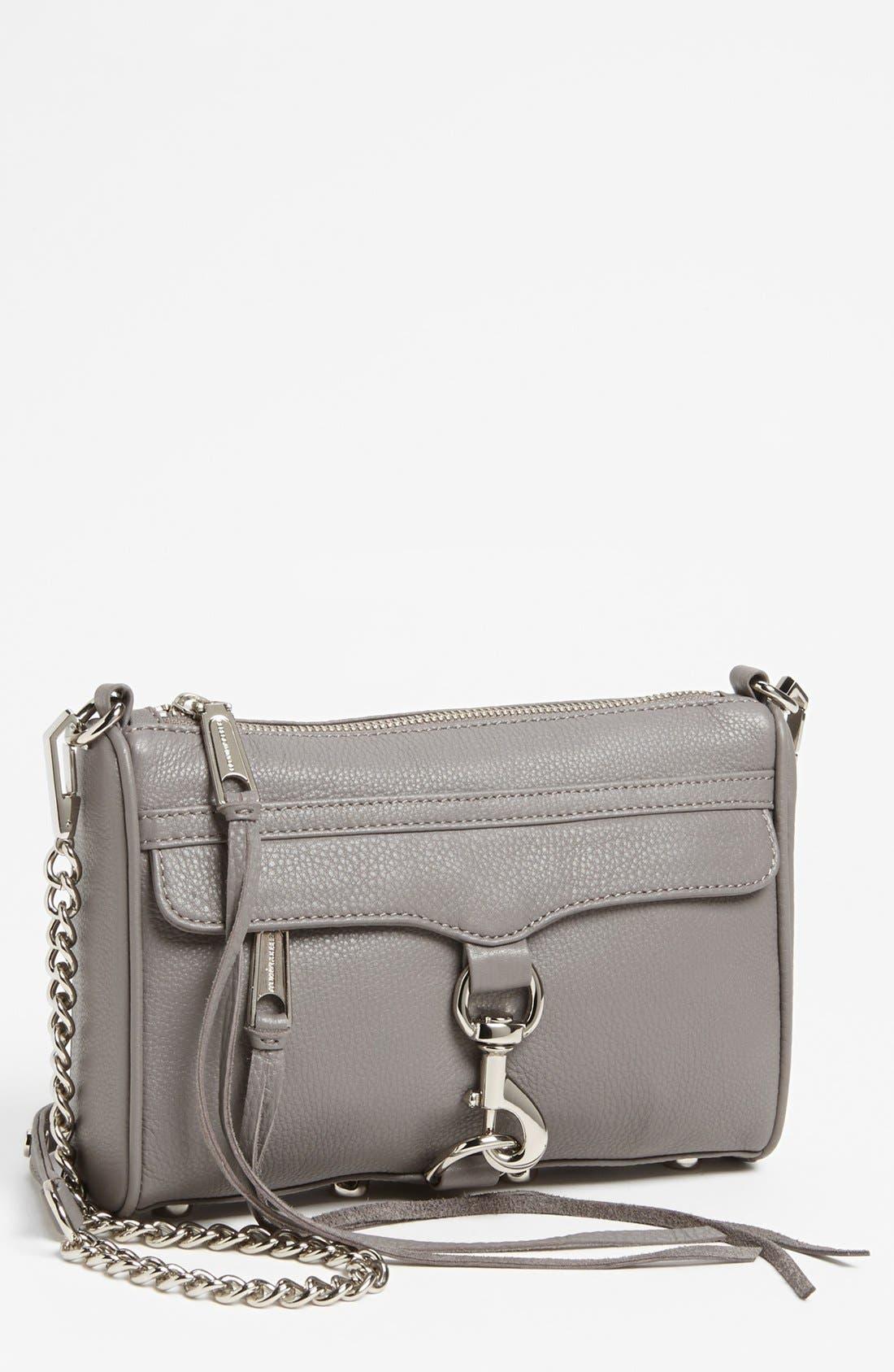 Main Image - Rebecca Minkoff 'Mini MAC' Convertible Crossbody Bag