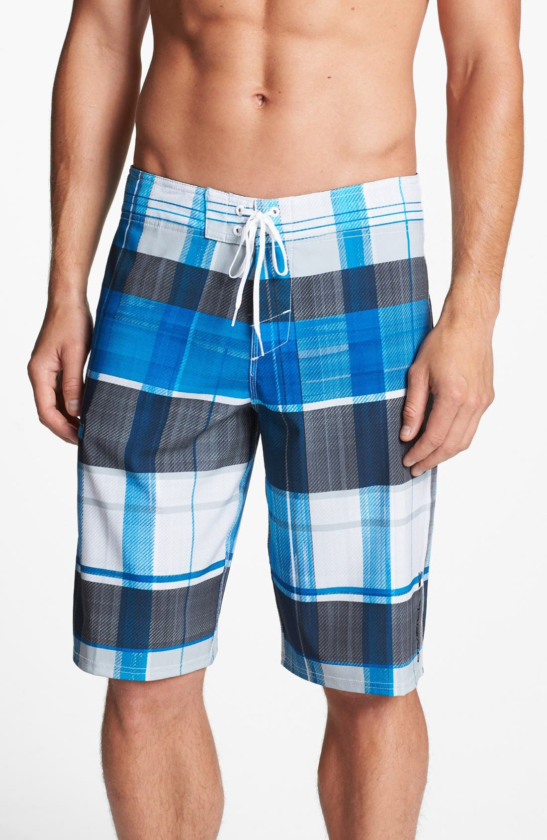 Alternate Image 1 Selected - O'Neill 'Machine' Board Shorts