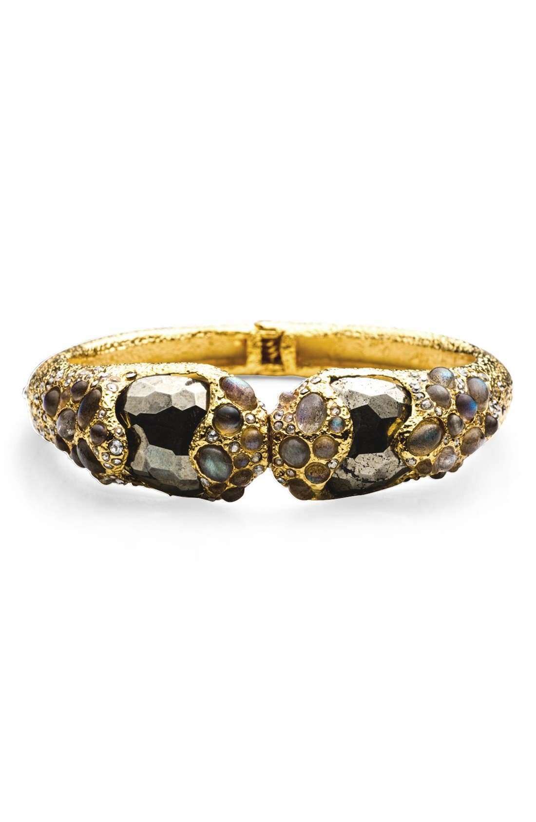 Alternate Image 1 Selected - Alexis Bittar 'Elements - Jardin de Papillon' Hinged Bracelet