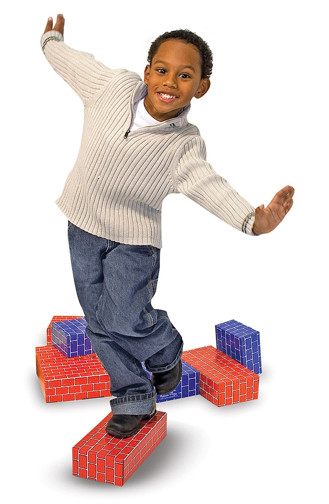 Alternate Image 3  - Melissa & Doug Cardboard Blocks (Online Only)