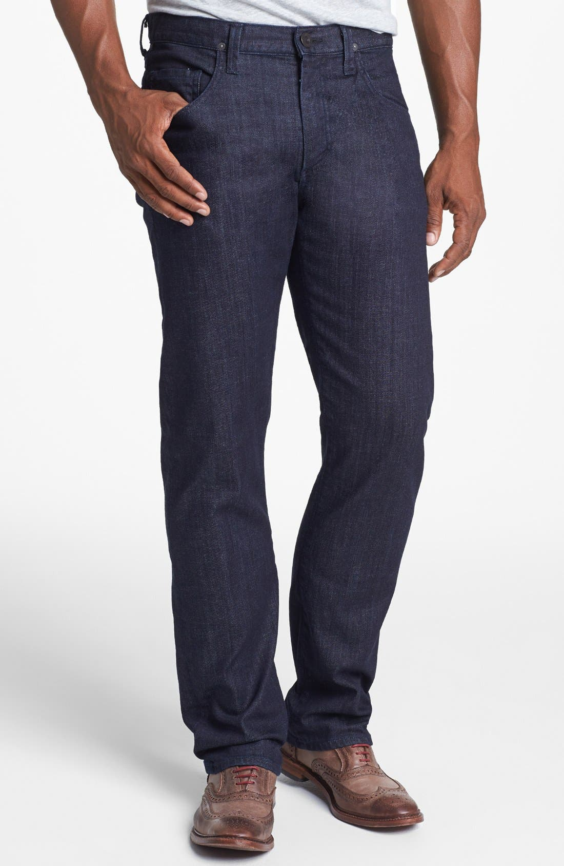 Alternate Image 1  - Citizens of Humanity 'Perfect' Relaxed Leg Jeans (Baron)