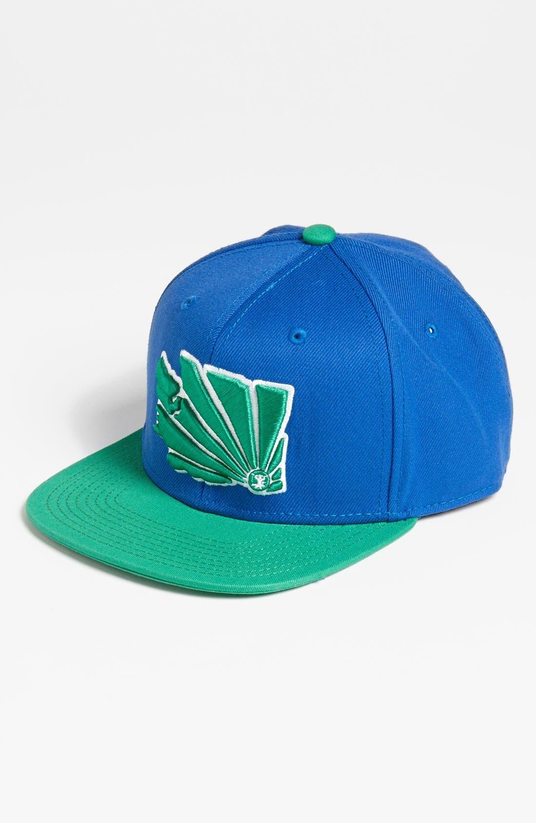 Main Image - Casual Industrees 'WA Brah' Snapback Baseball Cap