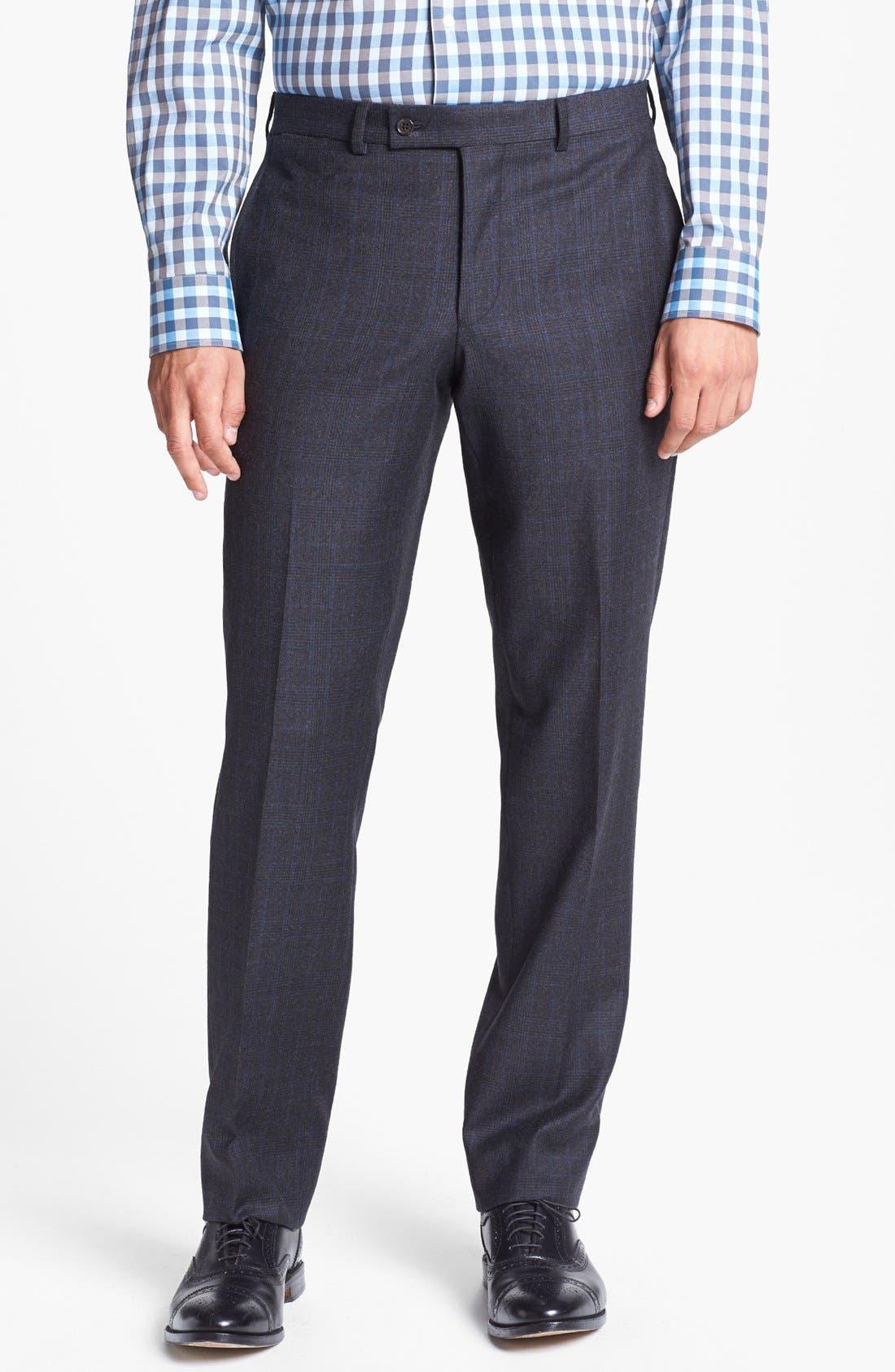 Alternate Image 4  - Ted Baker London Suit & Calibrate Dress Shirt