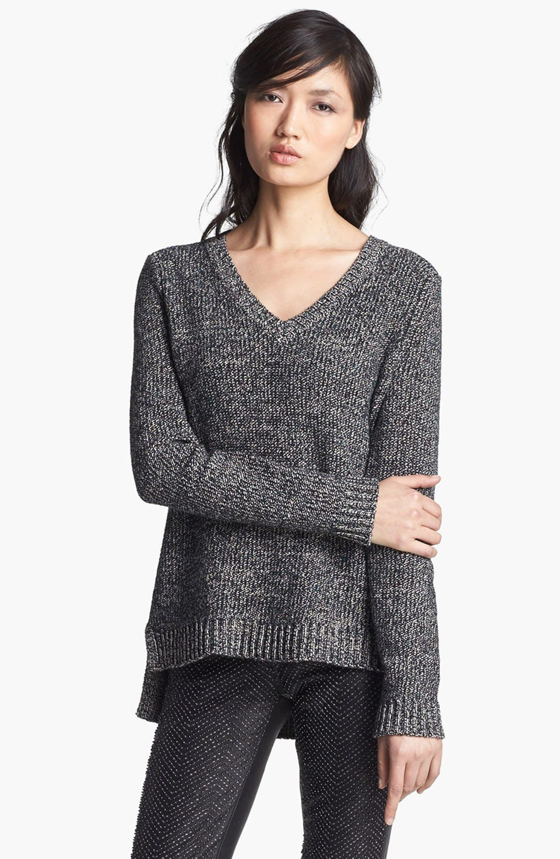 Alternate Image 1 Selected - rag & bone 'Jackie' Wool Pullover