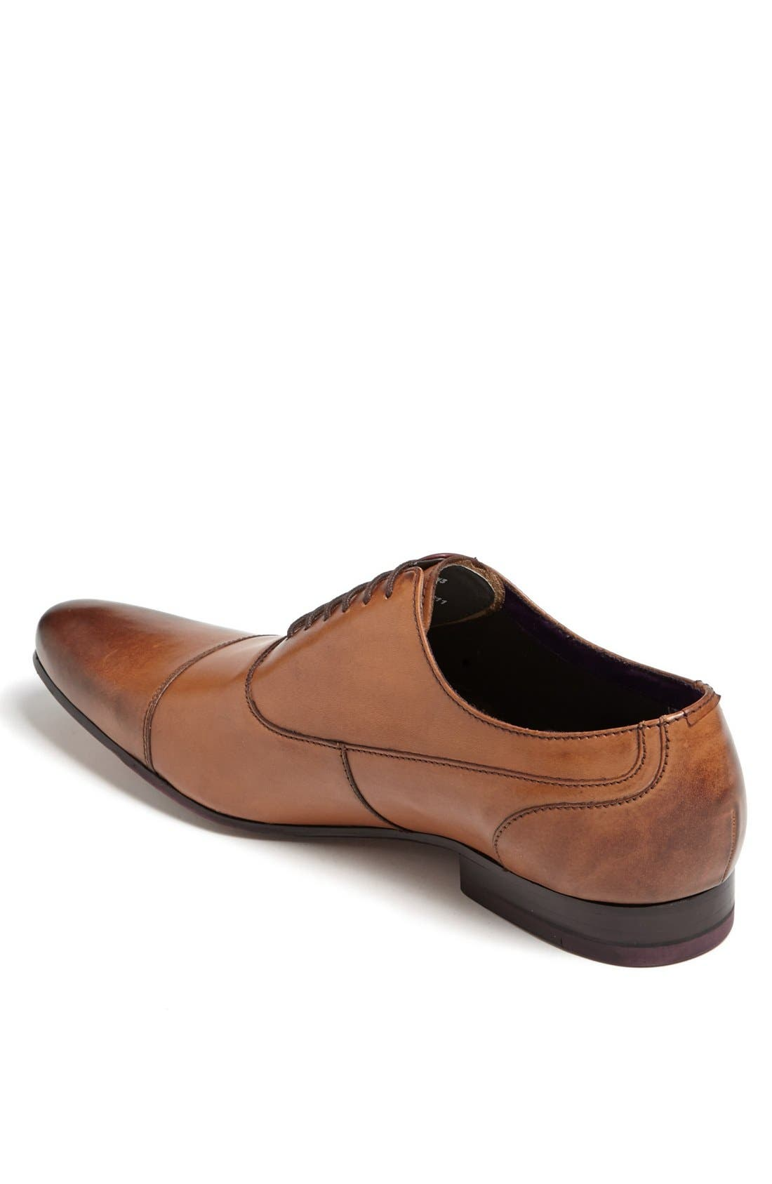 Alternate Image 2  - Ted Baker London 'Churen 3' Cap Toe Oxford
