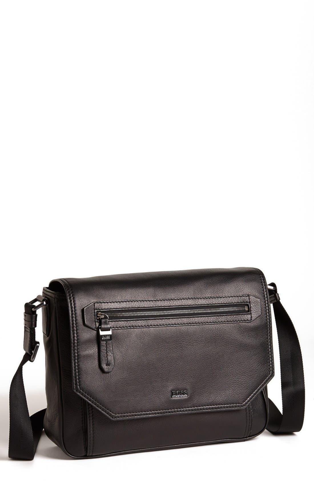 Alternate Image 1 Selected - BOSS HUGO BOSS 'Gospel' Messenger Bag