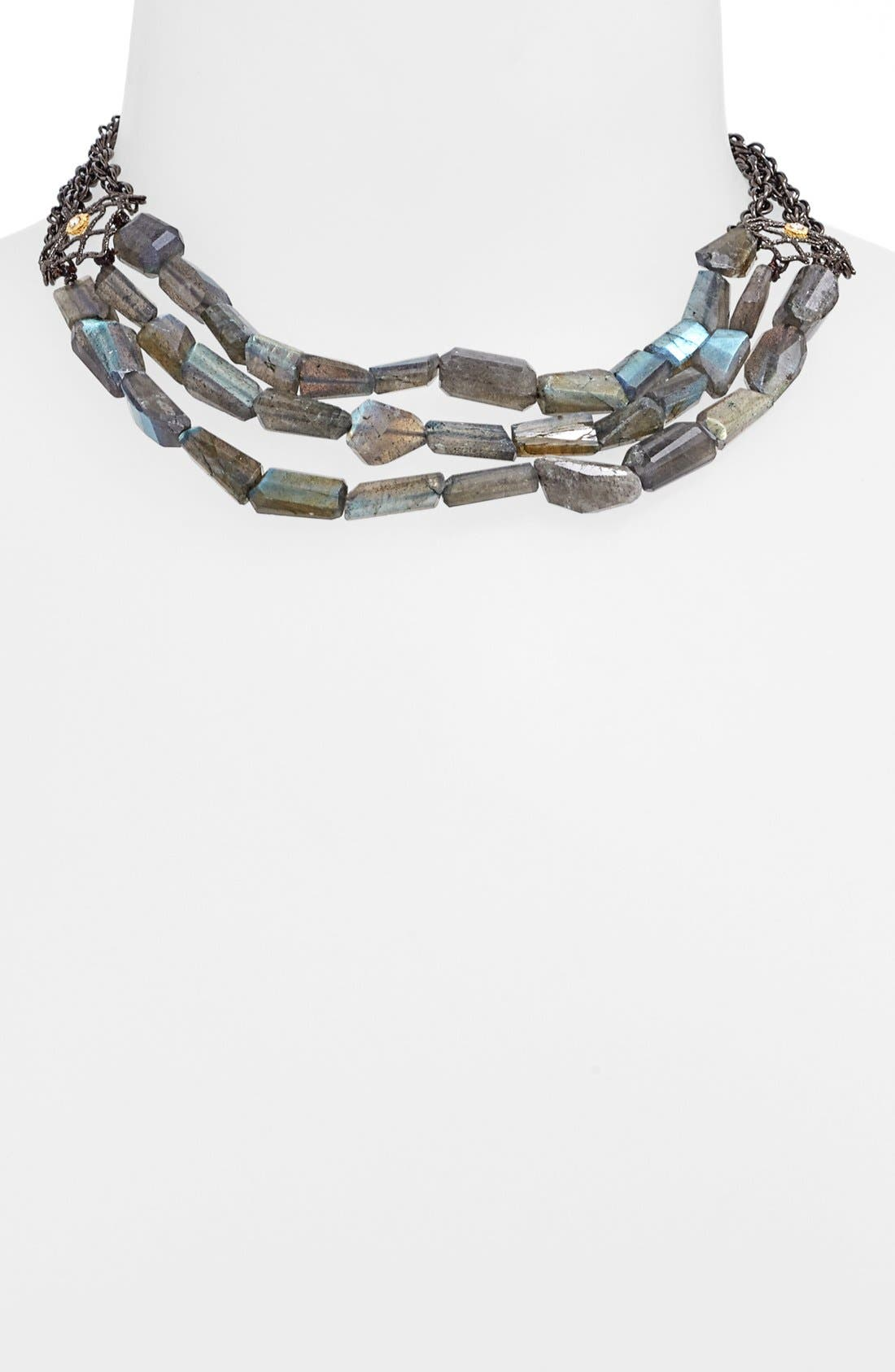 Alternate Image 1 Selected - Alexis Bittar 'Elements - Jardin de Papillon' Frontal Necklace