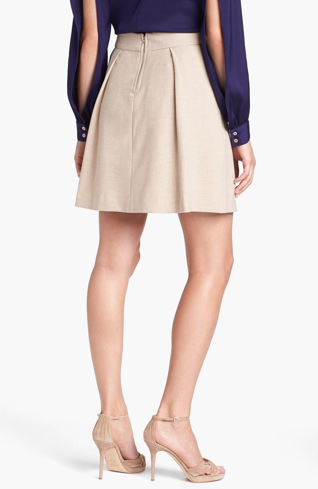 Alternate Image 2  - Trina Turk 'Kimbra' Pleated Skirt