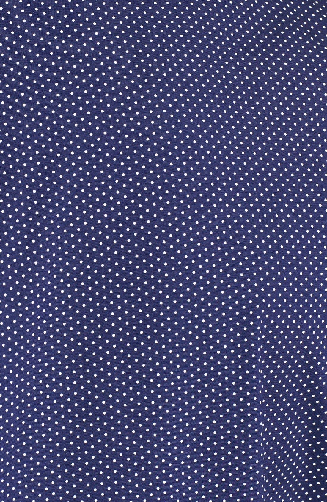 Alternate Image 2  - Descendant of Thieves Dot Woven Shirt